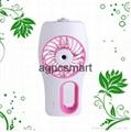 Mini Fan with humidifier 1