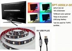 5v USB bias light
