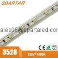 New Products 110V 1m SMD 3528 60 Lights LED Strips LED Flashing Lights with a Pl
