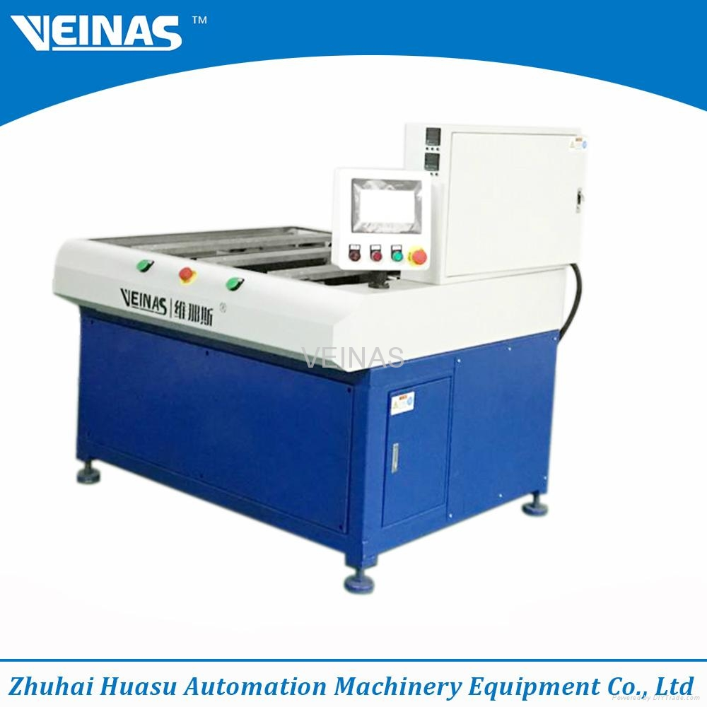 EPE foam laminating machine of frame forming 3