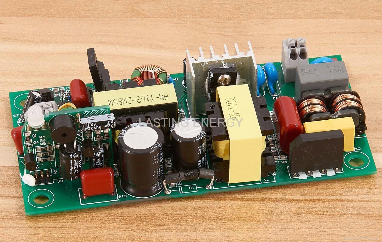 AC Adapter External Ballast for UV Sterilizers 65-85W PF 0.9 CE GS testing 1