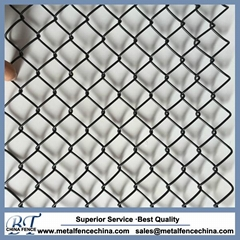 ga  anized chain link iron wire mesh fence roll