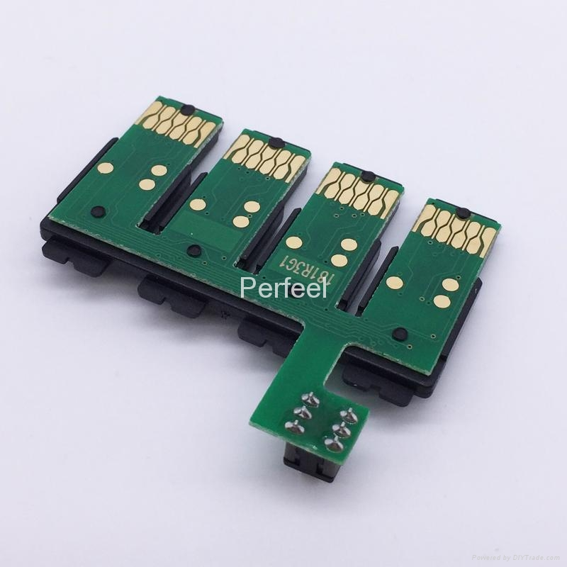 T1711 T1701 Reset CISS Chip For Epson XP-103 XP-203 XP-306 XP-406 XP-313 XP-413 1