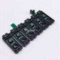 T0821N-T0826N Reset CISS Chip For Epson T50 T59 TX720WD TX730WD RX615 R270 R290 2