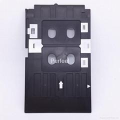Inkjet PVC Card Tray For Epson T50 T60 A50 P50 L800 L801 L805 L810 L850 TX720