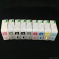 Refillable Cartridge For Epson Pro3800