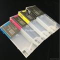 Refillable Cartridge For Epson Pro4400 Pro4450 Pro7450 Pro9450 Inkjet Printer