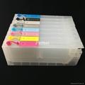 Refillable Cartridge For Epson Pro4800 Pro4880 Pro7800 Pro9800 Pro9880 Pro7880