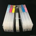 Refillable Cartridge For Epson Pro4900 Pro4910 Large Format Printer