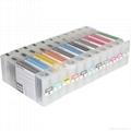 Refillable Cartridge For Epson Pro7900 Pro9900 Pro7910 Pro9910 Inkjet Printer