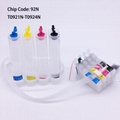 92N CISS Ink System For Epson T26 T27