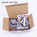 T1281 CISS Ink System For Epson S22 SX125 SX420W SX425W SX235W SX130 SX435 SX230 2