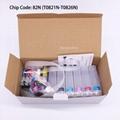 82N CISS Ink System For Epson T50 T59 TX700 TX800 TX710W TX650 TX810FW TX820FWD 2