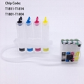 T1811-T1814 CISS Ink System For Epson XP212 XP215 XP312 XP315 XP412 XP415