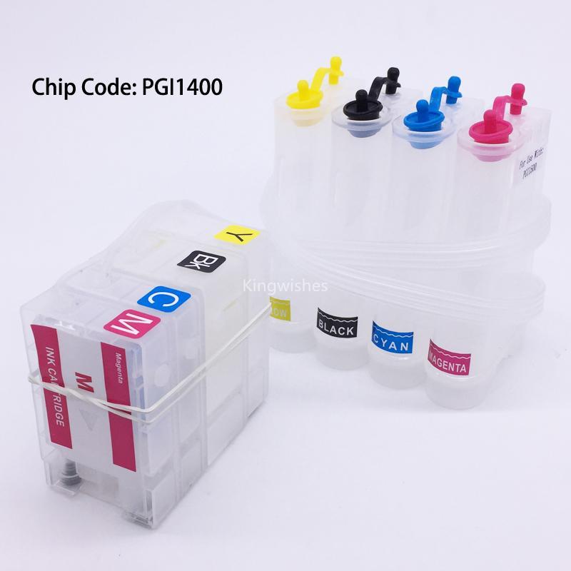 PGI1400 PGI1400XL CISS Ink System For Canon MAXIFY MB2340 MB2040 MB2140 MB2740 1