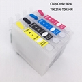 92N Refillable Cartridge For Epson T26