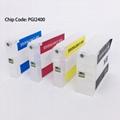PGI2400 Refillable Cartridge For Canon  IB4040 MB5040 MB5340 MB5140 MB5440