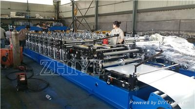 Double Layer Roofing Sheet Forming Machinery 3