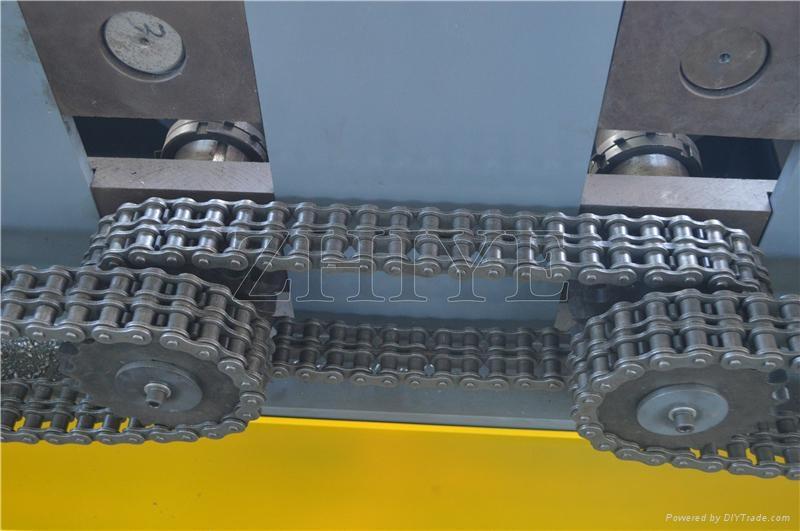 Z型檩钢机器 2