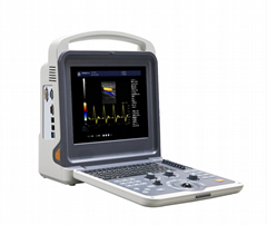 便攜式全數字彩色多普勒超聲診斷儀