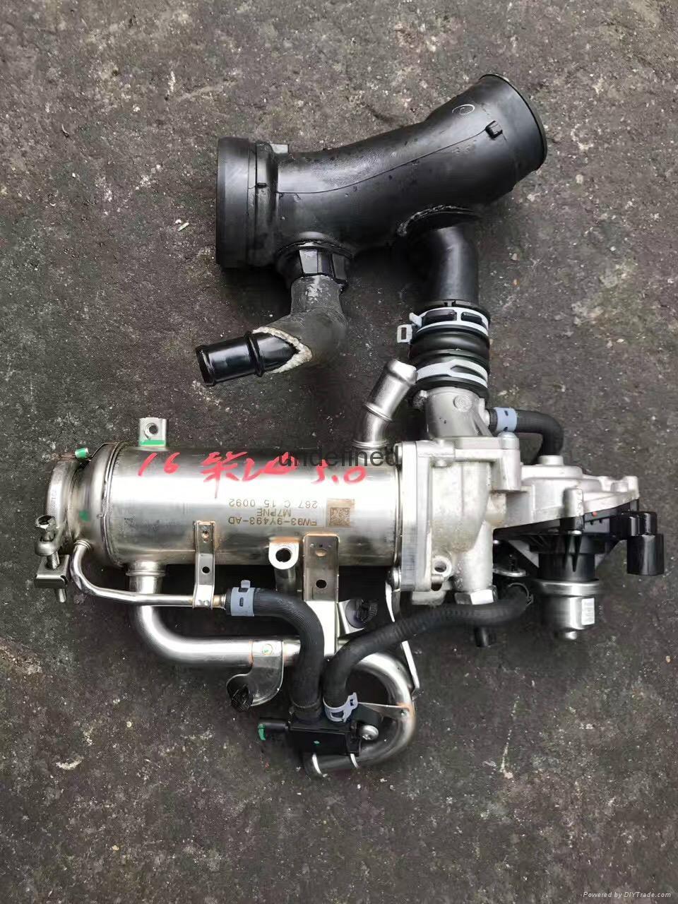 供應16款保時捷卡宴柴油版 Turbo  EGR閥 3