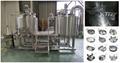 300L 啤酒酿造设备