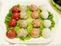 天燁供應優質肉丸子素丸子結構粉 2