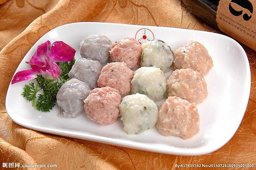 天燁供應優質肉丸子素丸子結構粉 4