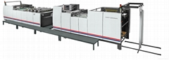 Automatic High-Speed Pre-Coated Film Laminating Machine for Film Laminating Prod