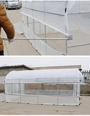 Garden Balcony Plastic  Greenhouse For Vegetable