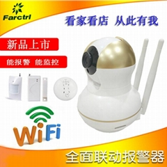 无线WiFi摄像头