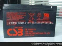 GSB蓄电池价格GP12400