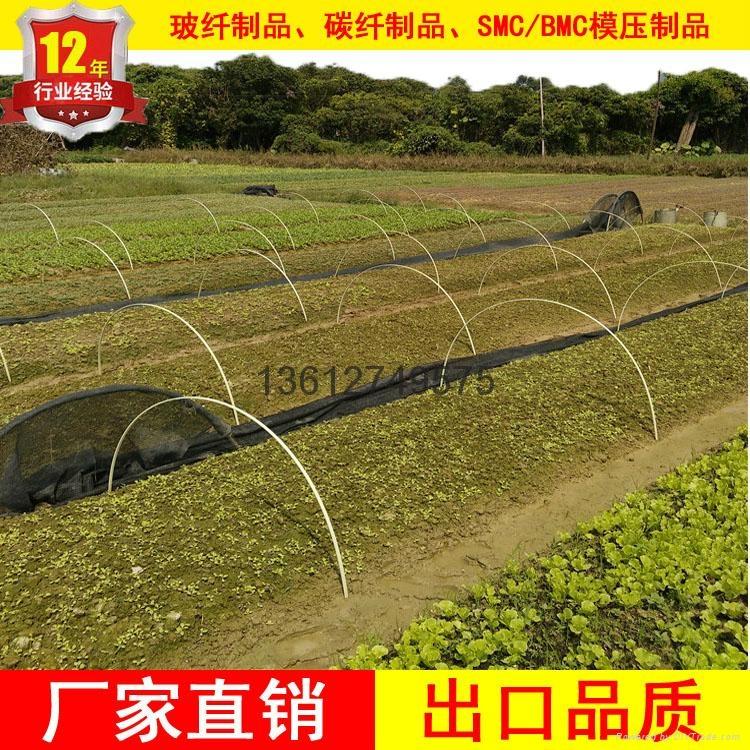 玻纖棒農業拱棚骨架 5