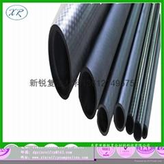 3K碳纤维管