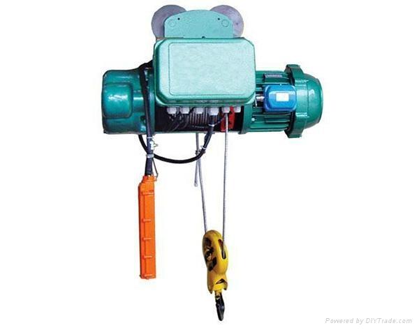 CD MD Electric Hoist 2