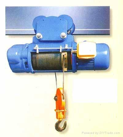 CD MD Electric Hoist 3