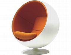 Eero Style Ball Chair