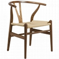 Wishbone chair CH24 by Hans J Wegner