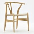 Wishbone chair CH24 by Hans J Wegner 3