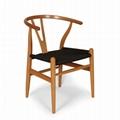 Wishbone chair CH24 by Hans J Wegner 4