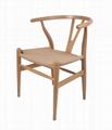 Wishbone chair CH24 by Hans J Wegner 5