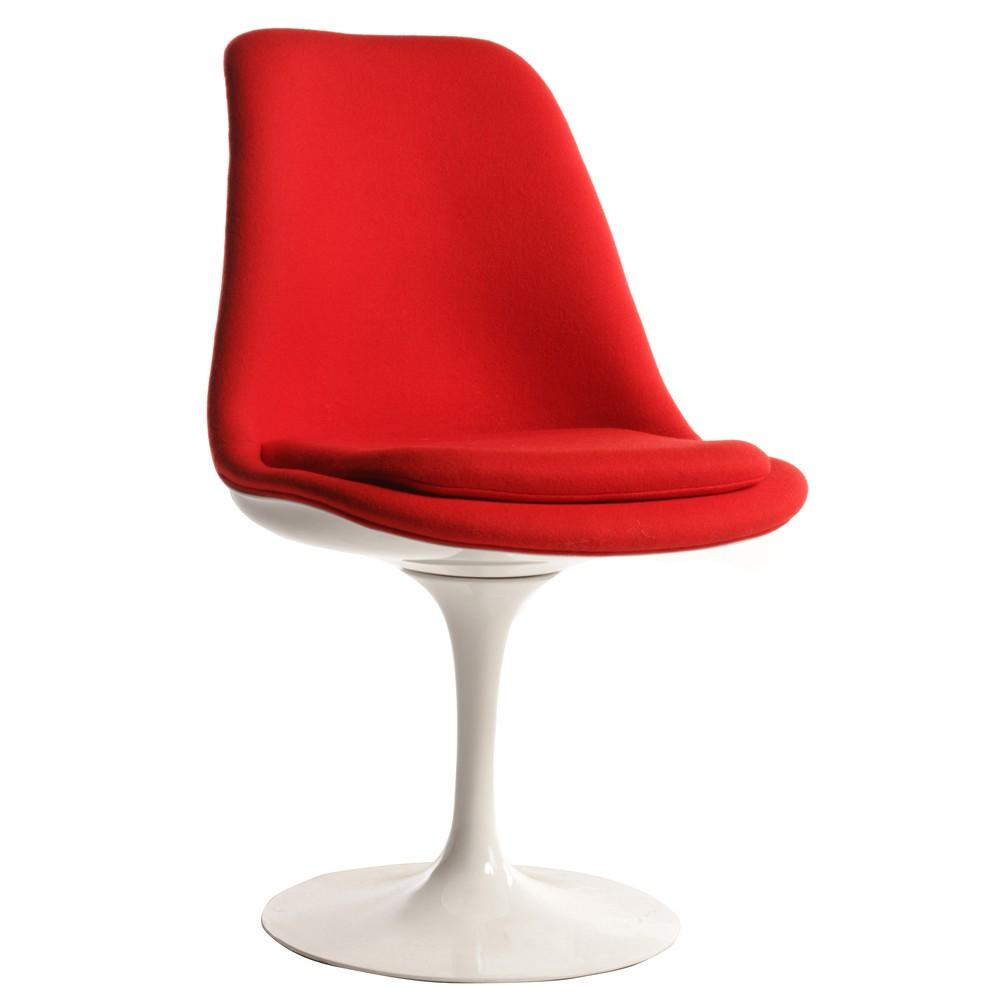 Replica Designer Furniture Eero Saarinen Swivel Tulip Dining Chair 4