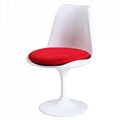 Replica Designer Furniture Eero Saarinen Swivel Tulip Dining Chair 6