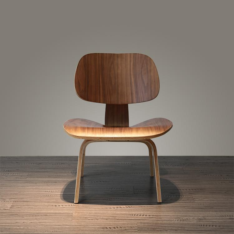 Herman miller eames plywood LCW Lounge chair 4