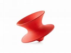 Plastic Spun Rotating Inoor And Outdoor Thomas Heatherwick Magis Spun Chair