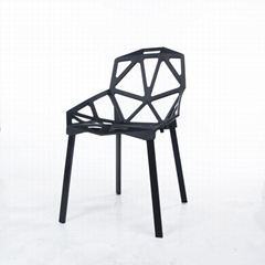 Home Furniture Aluminium Konstantin Grcic One Magis Chair