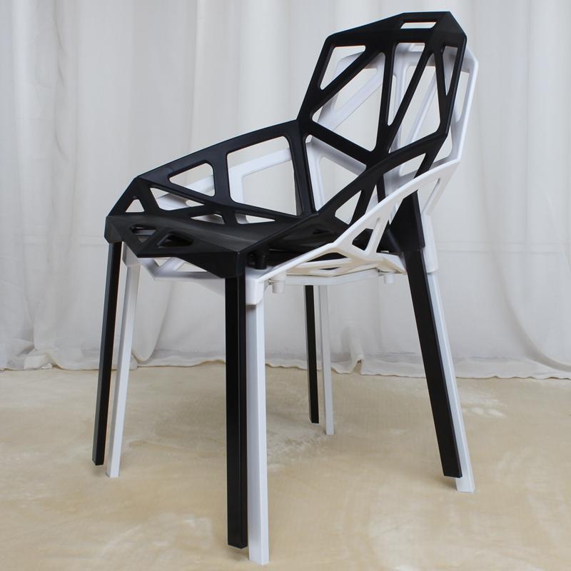 Home Furniture Aluminium Konstantin Grcic One Magis Chair 2