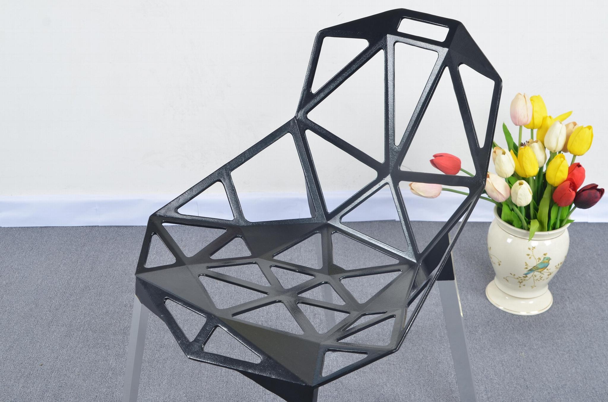 Home Furniture Aluminium Konstantin Grcic One Magis Chair 12