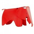 Home Design Plastic Eames Elephant Stool