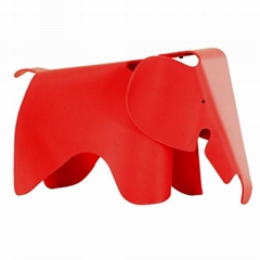 Home Design Plastic Eames Elephant Stool